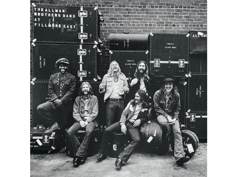 The Allman Brothers Band - At Fillmore East (2LP) [Vinyl]