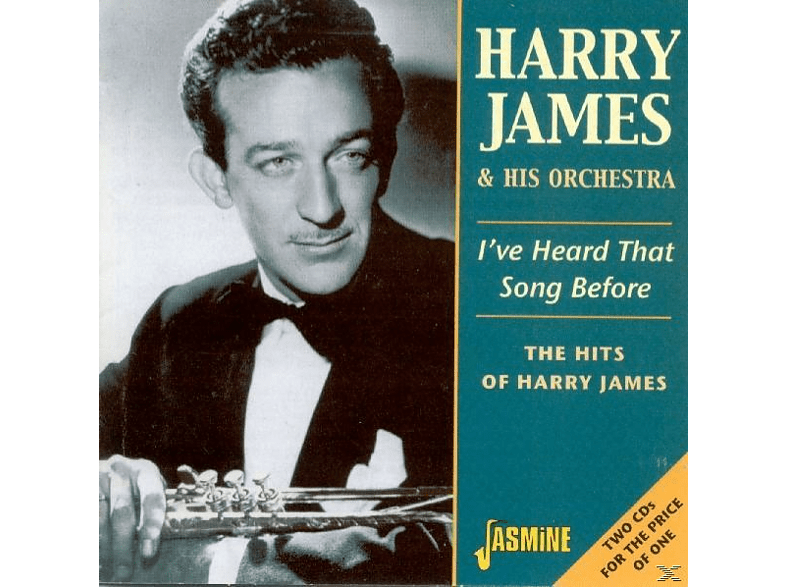 Harry James - I've Heard That Song Before [CD]