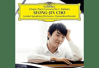 Seong-Jin Cho - Klavierkonzert 1-Ballades  - (Vinyl)