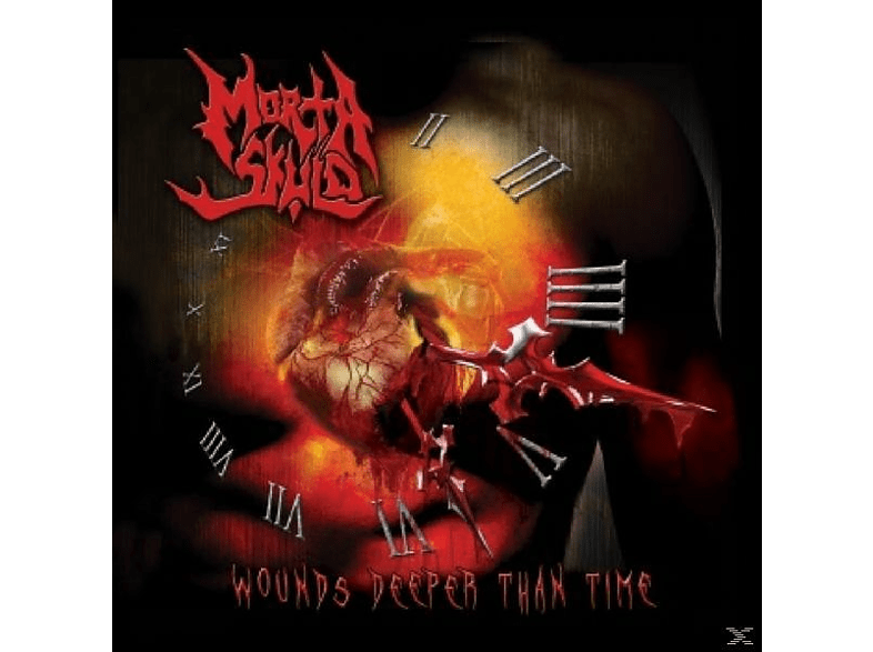 Morta Skuld - Wounds Deeper Than Time [CD]