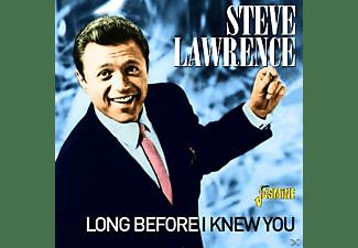 Steve Lawrence - Long Before I Knew  - (CD)