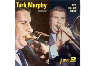 Turk Murphy - New Orleans Stomp  - (CD)