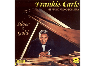 Frankie Carle - Silver And Gold  - (CD)
