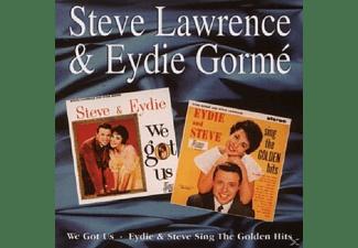 Lawrence,Steve/Gorme,Eydie - We Got Us/Sing The Golden Hit  - (CD)