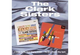 Clark Sisters - A Salute/Sing Again  - (CD)