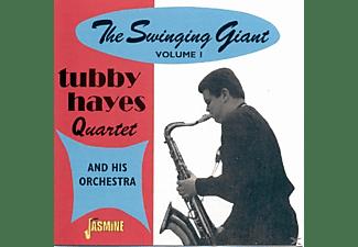 Tubby Quartet Hayes - Swinging Giant Vol.1  - (CD)