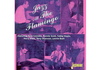 Crombie,Tony Group/Hayes,Tubby - JAZZ AT THE FLAMINGO.FEAT  - (CD)