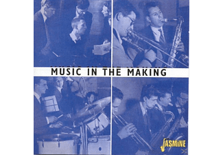 VARIOUS - Music In The Making  - (CD)