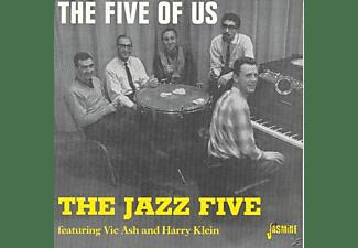 Jazz Five - The Five Of Us  - (CD)