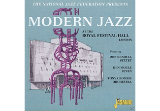 VARIOUS - Modern Jazz At The Royal Festival Hall London  - (CD)