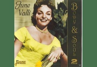 June Valli - Body & Soul  - (CD)