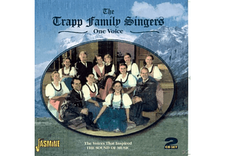 The Trapp Family Singers - One Voice    2-CD  - (CD)