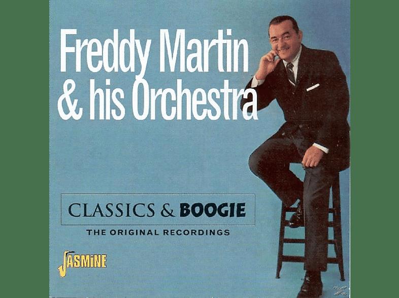 Freddy & Orchestra Martin - Classics & Boogie-The Original Recordings [CD]