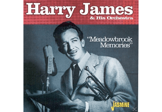 His Orchestra - Meadowbrook Memories  - (CD)