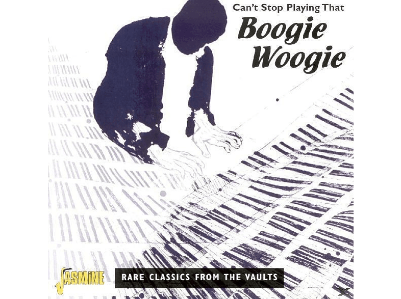 VARIOUS - Can't Stop Playing That Boogie [CD]