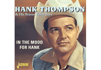 Hank Thompson - In The Mood For Hank  - (CD)