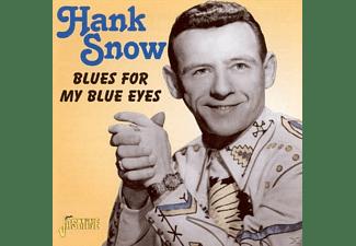 Hank Snow - Blues For My Blue Eyes  - (CD)