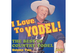 VARIOUS - I Love To Yodel  - (CD)