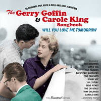 Gerry & Carole Ki Goffin - The Gerry Goffin & Carole King Songbook [CD]