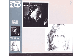 Michel Berger & France Gall - Pour Me comprendre + Evidemment CD