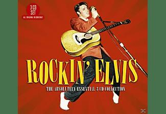 Elvis Presley - Rockin' Elvis-Absolutely Essential  - (CD)