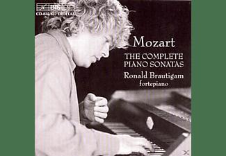 Ronald Brautigam - The Complete Piano Sonatas  - (CD)