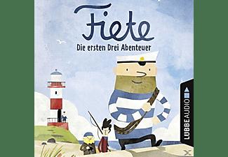 Ahoiii Entertainment Ug - Fiete-Die ersten drei Abenteuer  - (CD)