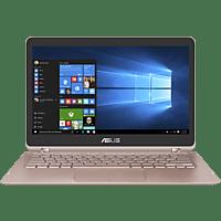 ASUS UX360UAK-BB354T, Convertible mit 13.3 Zoll Display, Core™ i5 Prozessor, 8 GB RAM, 256 GB SSD, HD-Grafik 620, Gold