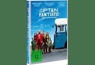 Captain Fantastic - Einmal Wildnis und Zurück DVD