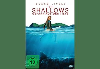 The Shallows - Gefahr aus der Tiefe DVD