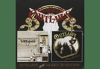 The Outlaws - Outlaws / Hurry Sundown  - (CD)