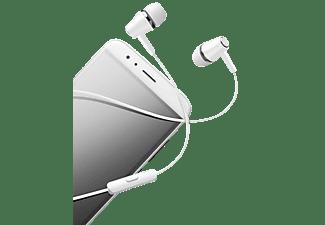 CELLULAR LINE 37870, In-ear Headset Weiß