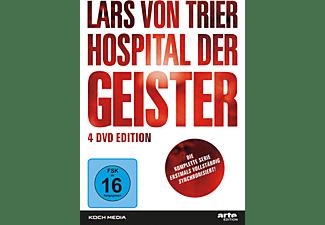 Lars von Trier Hospital der Geister (4 Discs) DVD