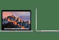 APPLE MacBook Pro mit Retina Display mit deutscher Tastatur, Notebook mit 13.3 Zoll Display, Core i5 Prozessor, 8 GB RAM, 128 GB Flash, Iris Grafik 6100, Silber