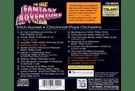 VARIOUS - Great Fantasy Adventure [CD]