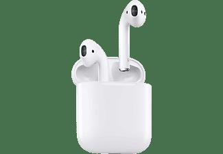 APPLE AirPods, In-ear Kopfhörer Bluetooth Weiß