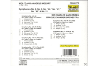 Sir Charles Mackerras - Sinfonien 8,9,11,44,45 [CD]