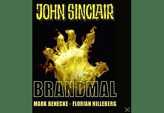 Benecke Mark - Brandmal  - (CD)