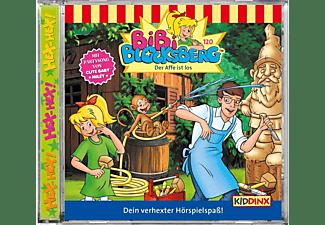 Bibi Blocksberg - Folge 120: Der Affe ist los!  - (CD)