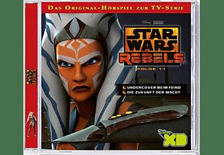 Disney/Star Wars Rebels - Folge 11: Undercover beim Feind  - (CD)