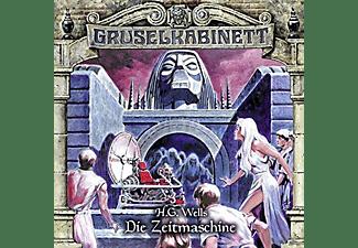 Gruselkabinett-folge 123 - Die Zeitmaschine  - (CD)