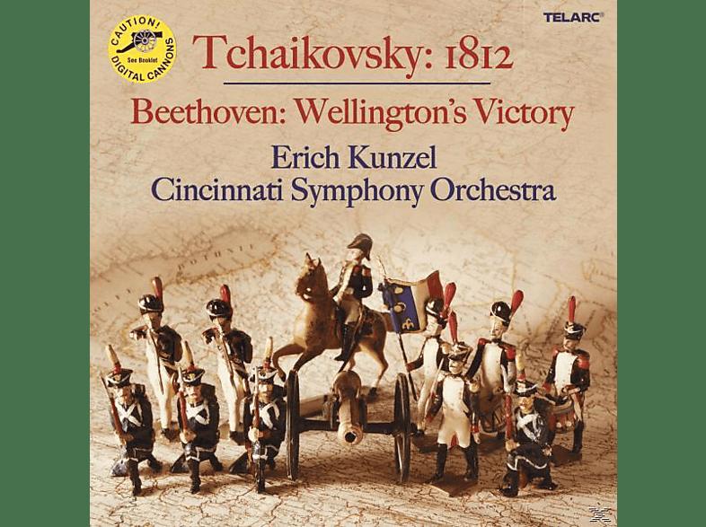 Erich Kunzel, Cincinnati Pops Orchestra - Wellington's Sieg & 1812 Ouvertüre [CD]