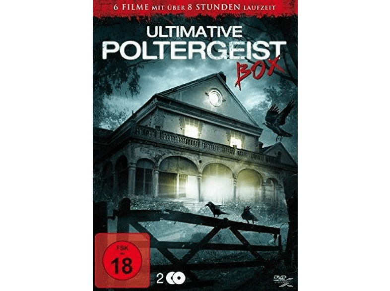 Ultimative Poltergeist Box [DVD]