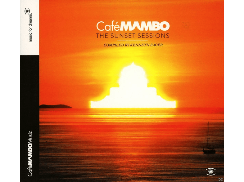 VARIOUS - Cafe Mambo The Sunset Session Vol.2 [CD]
