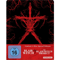 Blair Witch & Blair Witch Project (Steel Edition) [Blu-ray]
