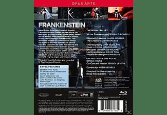 FRANKENSTEIN Blu-ray