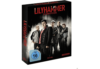 Lilyhammer, Staffel 1 - 3 Blu-ray
