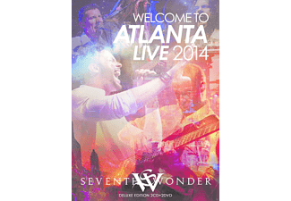 Seventh Wonder - Welcome To Atlanta Live 2014 (Deluxe Edition) - (CD + DVD Video)