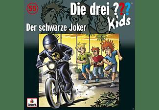 Die Drei ??? Kids - 055/Der schwarze Joker  - (CD)