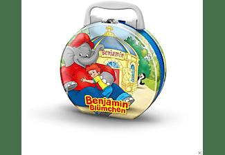 Benjamin Blümchen - Metallkoffer inkl. 4 Hörspielen  - (CD)